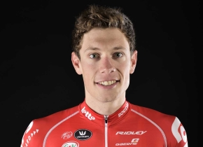 Lotto Soudal doctor: Stig Broeckx is doing well