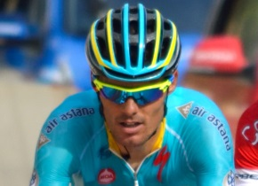 Luis Leon Sanchez takes the victory at GP Beghelli