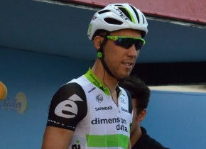 Vuelta a España - Omar Fraile about Dimension Data health crisis: We don't know if it's a virus