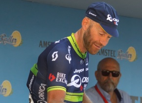 Svein Tuft to stay in Orica-Scott for another year