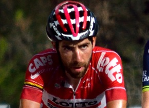 Thomas De Gendt wins in Campodron and takes GC lead of Volta a Catalunya