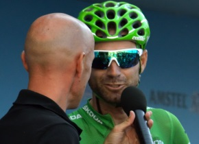 Alejandro Valverde: This was my most beautiful victory in Murcia