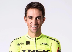 Abu Dhabi Tour: Contador expects Trek-Segafredo victory at Queen Stage