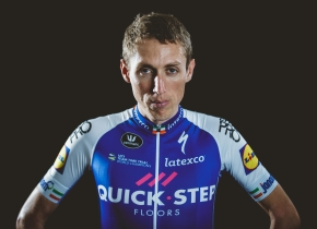 Dan Martin: I never thought I would sprint against those guys