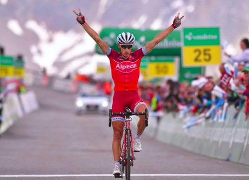 Simon Spilak extends contract with Katusha-Alpecin