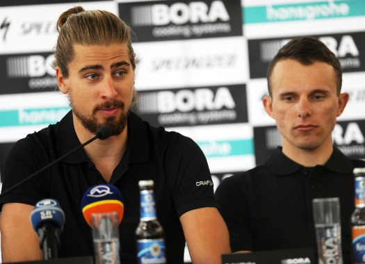 Bora-hansgrohe: Peter Sagan should be allowed to return to the Tour de France