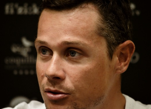 Vuelta a España - Nicolas Roche: My legs were like two blocks of cement