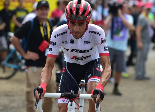 Vuelta a España - Alberto Contador: I have to trust that I'm going to recover