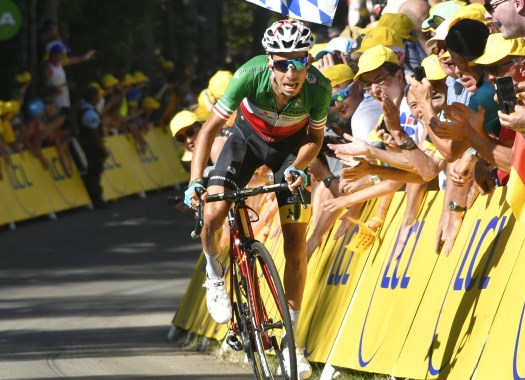 Emotional Fabio Aru: What a great excitement