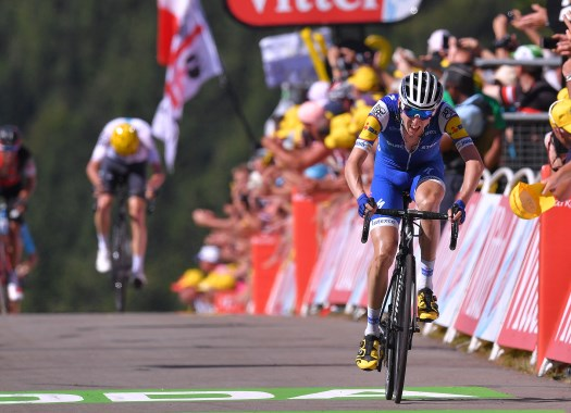 Tour de France - Dan Martin: I wasn't expecting to finish so high in the GC after the crash