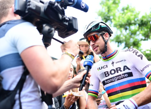 Peter Sagan: I don't accept being called violent