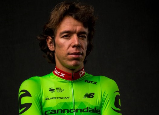 Tour de France: Rigoberto Uran takes the victory in a crash-marred stage 9