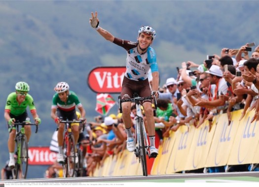 Romain Bardet: No one will be calm ahead of the cobbled stage