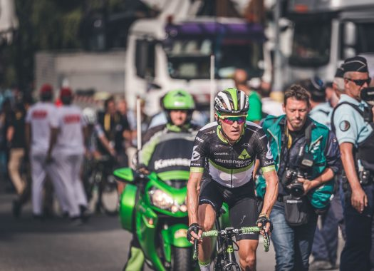 Late crash leaves Serge Pauwels out of Tour de France