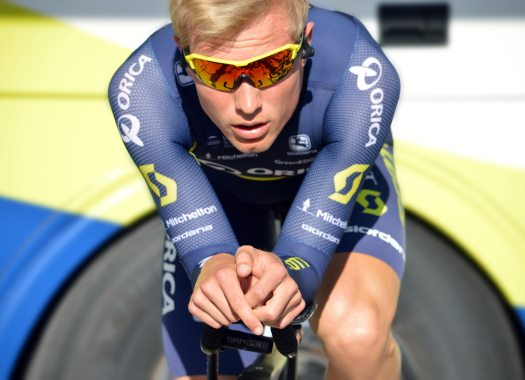 Magnus Cort Nielsen breaks collarbone in training accident