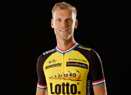 Lars Boom gets expelled from Tour of Norway