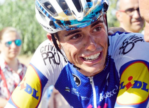 Vuelta a España - Enric Mas: Every day I watched the video of Valverde winning here in 2012