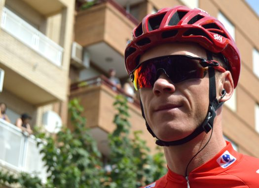 Chris Froome: I will provide whatever information the UCI requires