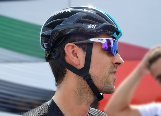 Vuelta a España - Mikel Nieve: Chris Froome is looking strong