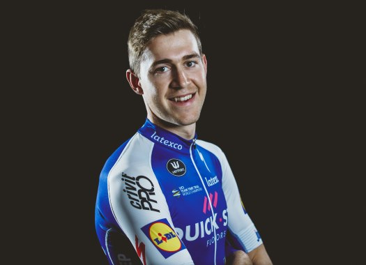 Laurens De Plus expects to join Quick-Step Floors at winter training camp