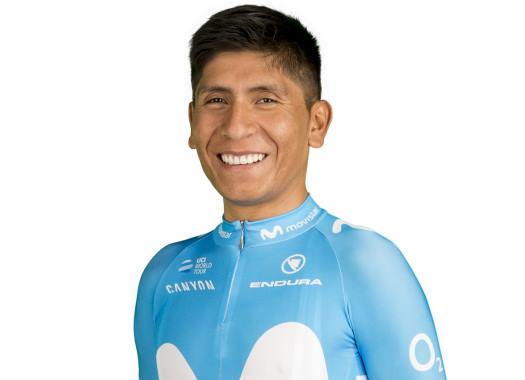 Nairo Quintana's lucky charm for Tour de France victory
