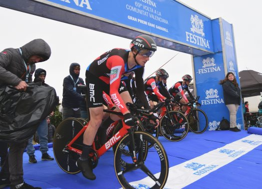 BMC Racing Team unveils line-up for Criterium du Dauphine