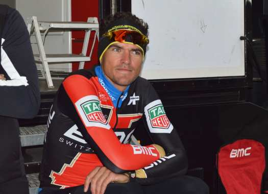 Van Avermaet frustrated after Amstel Gold Race