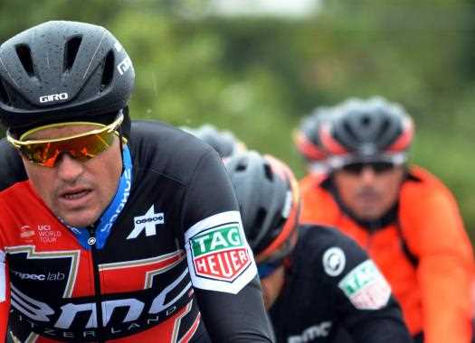 Greg Van Avermaet thinks of mountain biking after road career