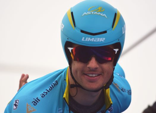 Jakob Fuglsang wins Queen Stage at Tour de Romandie, Roglic maintains GC lead