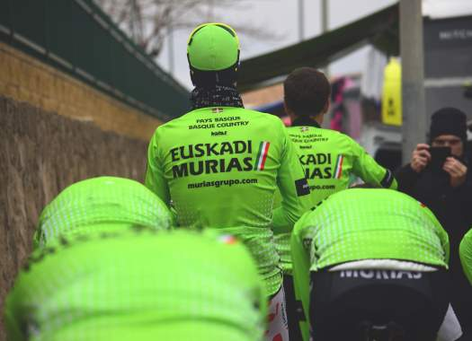 Euskadi-Murias applies for 2019 Tour de France wildcard