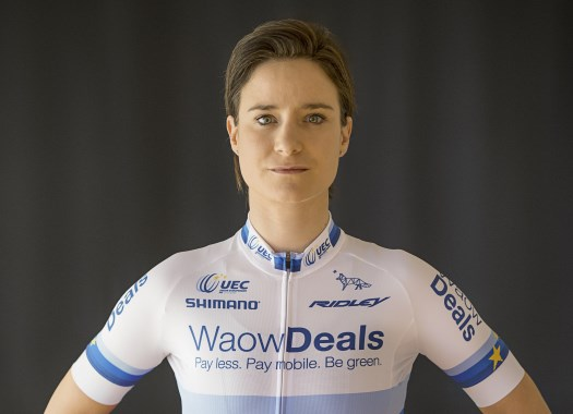 Marianne Vos to defend title at European Championships