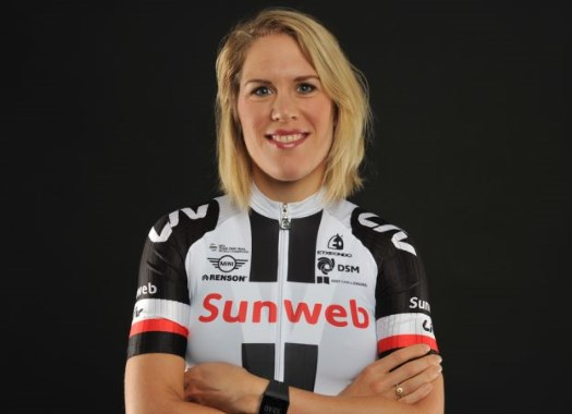 Ellen van Dijk wins European time trial title for the third time in a row: I thought Anna had won