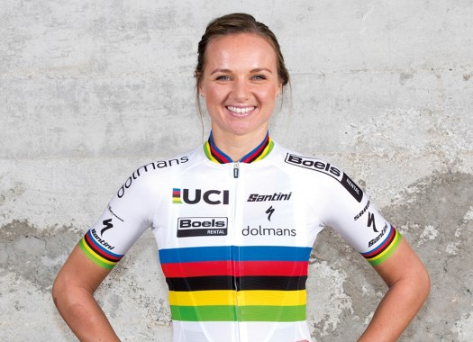 Chantal Blaak takes solo victory at Boels Ladies Tour: It was a very long day in the break