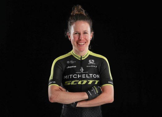 Amanda Spratt happy and satisfied after second place at Liege-Bastogne-Liege
