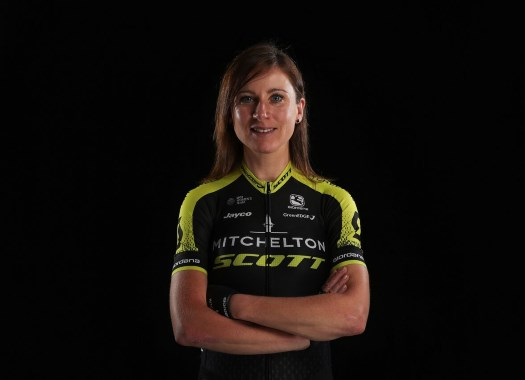 Annemiek van Vleuten claims solo victory at the Zoncolan in Giro Rosa