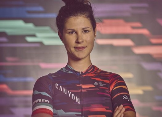 Canyon-SRAM's Elena Cecchini happy to return to Festival Elsy Jacobs