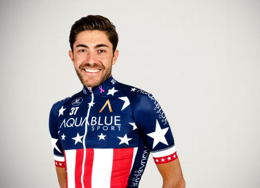 Larry Warbasse becomes the first American to ride for AG2R La Mondiale