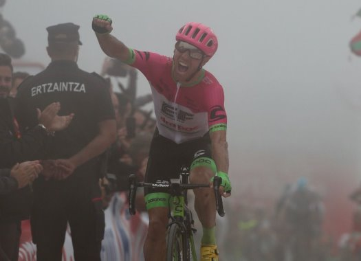 Michael Woods takes first victory in a grand tour, Simon Yates keeps GC lead at Vuelta a España