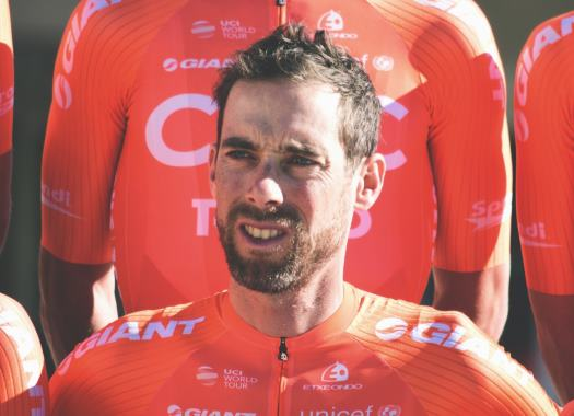 Interview - Laurens ten Dam: I'm feeling spoiled at CCC