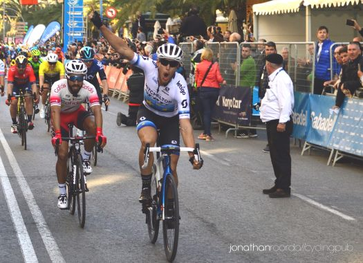 Matteo Trentin victorious at second stage of Volta a la Comunitat Valenciana