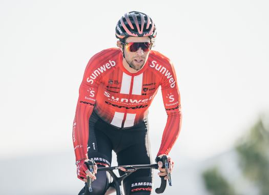 Michael Matthews wins sixth stage of Volta a Catalunya, Miguel Angel Lopez keeps GC lead