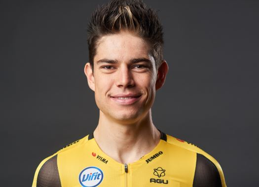 Wout van Aert wins chaotic tenth stage in Tour de France