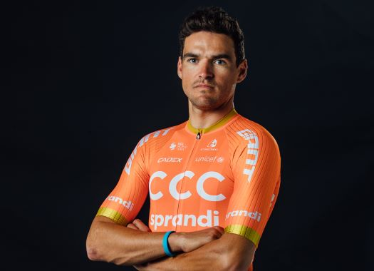 Greg Van Avermaet on Tokyo 2020 postponement: I will enjoy some more time wearing the gold bands on my CCC Team jersey