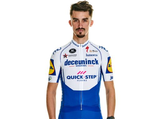 Julian Alaphilippe outlines 2020 season and includes Tour of Flanders debut