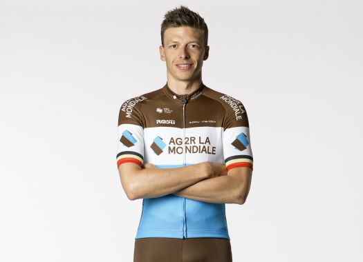 Oliver Naesen leads AG2R La Mondiale at Strade Bianche