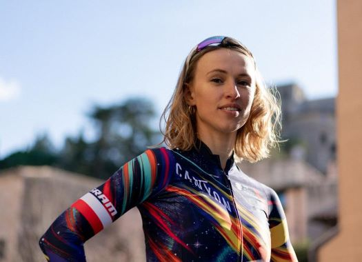 Kasia Niewiadoma: This is the year to win Strade Bianche
